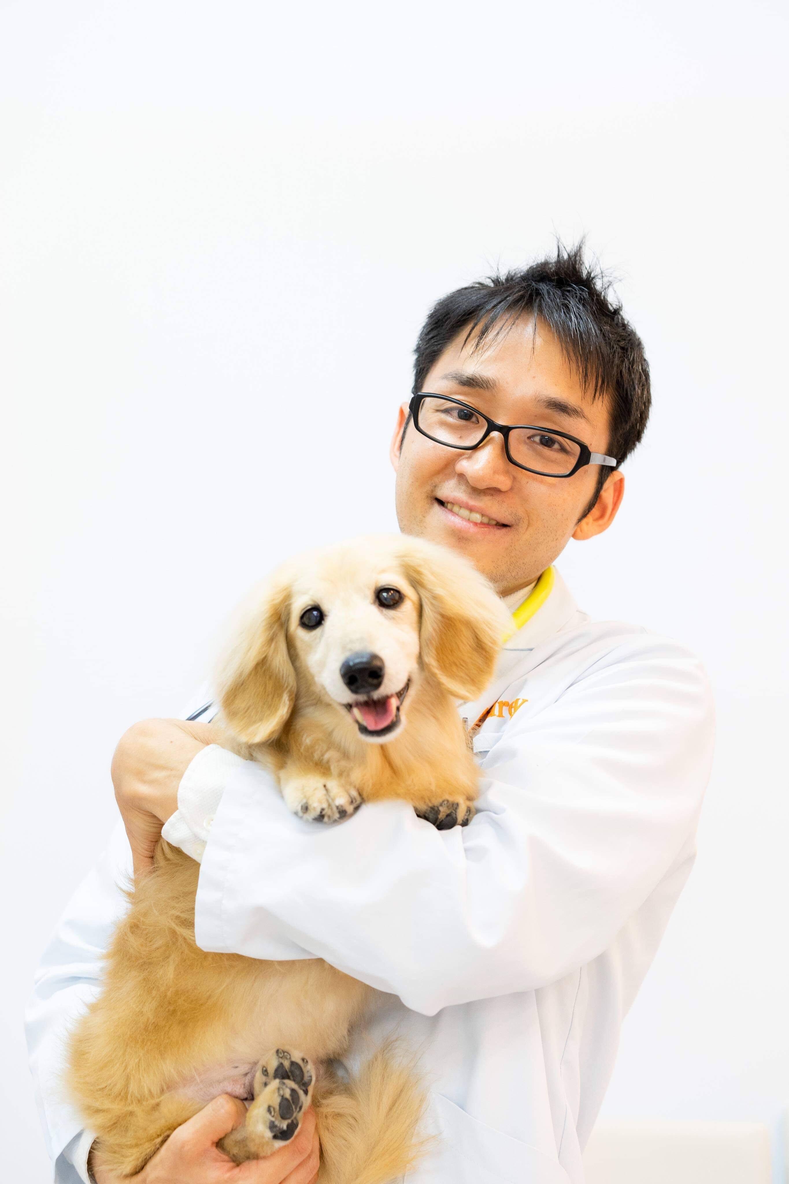 アニポスの代表で獣医師の大川さん